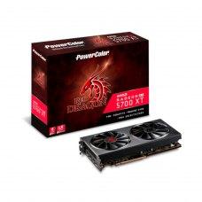 Відеокарта AMD Radeon RX 5700 XT 8GB GDDR6 Red Dragon PowerColor (AXRX 5700XT 8GBD6-3DHR/OC)