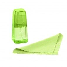 Набір для чищення 2E LUX CLEAN 100ml Liquid для LED / LCD + серветка, Green (2E-SKTR100LGR)