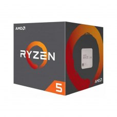 Процесор AMD Ryzen 5 2600 (YD2600BBM6IAF)AM4, 6 ядер, 3.4GHz, 3.9GHz, немає, 3MB, L3: 16MB, 65W, Tray, Zen+