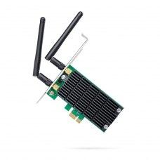 WiFi адаптер TP-Link Archer T4E AC1200, PCI Express, Beamforming, дві антени