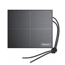Портативна колонка Baseus Encok Music-cube Wireless Speaker E05 Black (NGE05-91)
