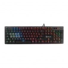 Клавіатура дротова ігрова, A4Tech B500N Bloody (Grey)