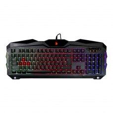 Клавіатура дротова ігрова, A4tech B210 Bloody (Black), USB