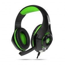 Гарнітура Crown CMGH-102T Green