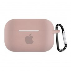 AirPods PRO SILICONE CASE Pink sand