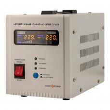 Стабілізатор 1000Вт, LogicPower LP-1750RD, 1000Вт / 7 ступ (LP10347)