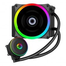 Кулер для процессора GameMax Iceberg120-Rainbow (система рідинного охолодження)
