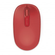 Мишка бездротова, Microsoft Mobile Mouse 1850 Flame Red (U7Z-00034)