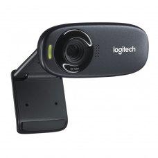Веб-камера Logitech HD C310 Black (960-001065)