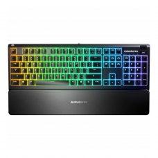 Клавіатура SteelSeries Apex 3 (64805)