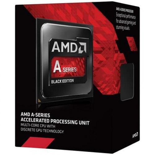 Процесор AMD Richland A6-6400K 3.9GHz/1MB (AD640KOKHLBOX) sFM2 BOX