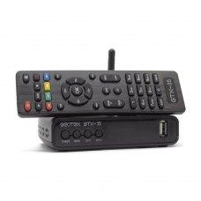 Цифровий DVB-T/T2/C ресивер Geotex GTX-35