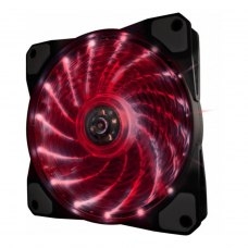 Вентилятор до корпусу Frime Iris LED Red OEM (FLF-HB120R15BULK)