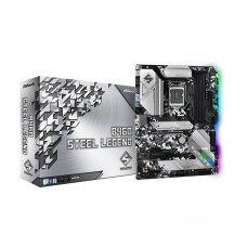 Материнська плата Intel s1200 B460 4DDR4 2PCIex16 2M.2 HDMI/DP TypeC B460 Steel Legend