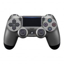 Геймпад беспроводной PlayStation Dualshock v2 Steel Black