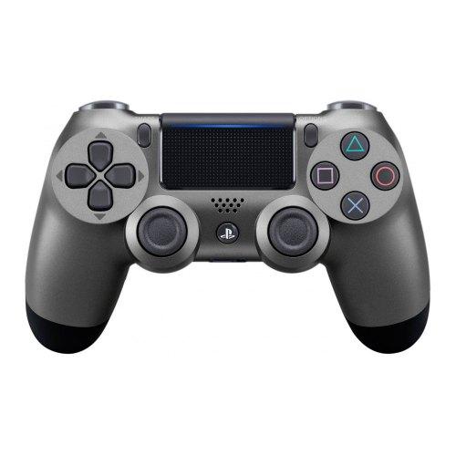 Геймпад бездротовий PlayStation Dualshock v2 Steel Black