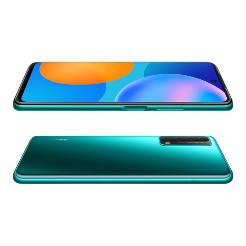 Смартфон Huawei P Smart 2021 Crush Green