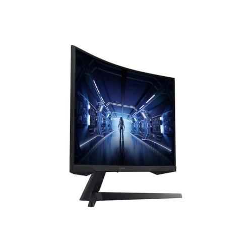 Монітор, Samsung Odyssey G5 LC27G55T (LC27G55TQWIXCI), 27, VA, 2560x1440, 144Гц