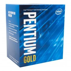 Intel Pentium Gold G6400 4.0GHz (4MB, Comet Lake, 58W, S1200) Box (BX80701G6400)