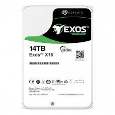 HDD 3.5 SAS 14.0TB Seagate Exos X16 7200rpm 256MB (ST14000NM002G)