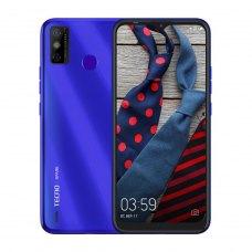 Смартфон TECNO Spark 6 Go 2/32Gb (KE5) Aqua Blue