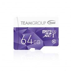 microSDXC карта 64GB Team class10 UHS-1 (TCUSDX64GUHS02)
