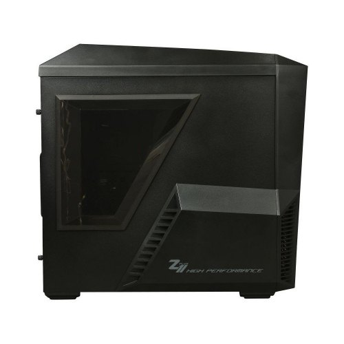 Корпус, без БЖ, Zalman Z11 Plus Black (Z11 Plus w/o PSU)