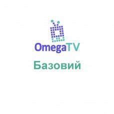 Сертифікат до Медіаплеєр Omega TV Box - Базовий 12 місяців