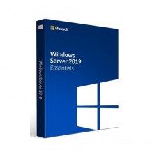 Microsoft Windows Server 2019 Essentials x64 English 1-2CPU DVD OEM (G3S-01299)