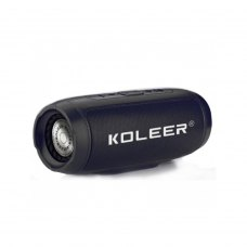 Портативна колонка Bluetooth KOLEER S1000, Black