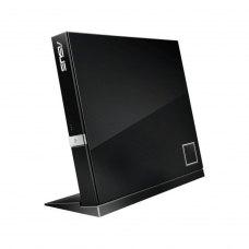 Привід ASUS SBC-06D2X-U Blu-ray Combo Drive USB2.0 EXT Ret Slim Black