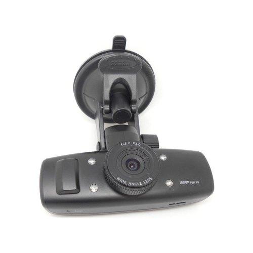 Відеореєстратор Globex G3 2 Mpx, 120°, 1.5 TFT, SD до 32Gb, запис звуку, підкурювач + акумулятор, A