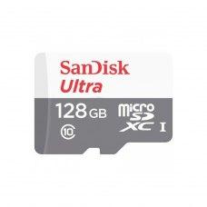 microSDXD карта 128GB SanDisk Ultra class10 class10 UHS-1 (SDSQUNR-128G-GN6MN)