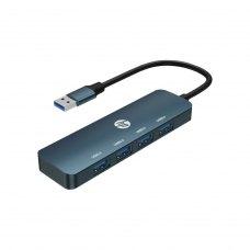 USB Hub HP DHC-CT100 USB 3.0 AM -> 4 порти USB 3.0 AF