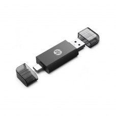 Картрідер HP Card Reader OTG USB3.1 Type-C - USB/SD/TF (DHC-CT102)
