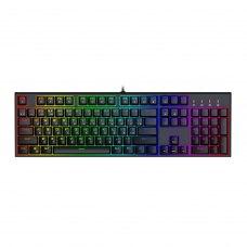 Клавіатура дротова механічна 1stPlayer DK5.0 RGB Outemu Blue (DK5.0-BL) USB