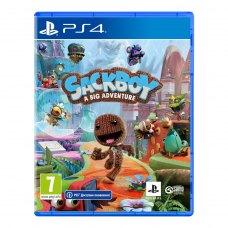 Гра для PS4 Sackboy a Big Adventure [Blu-Ray диск]