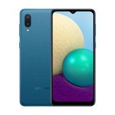 Смартфон Samsung Galaxy A02 (A022) Blue