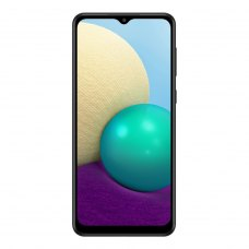 Смартфон Samsung Galaxy A02 (A022) Black
