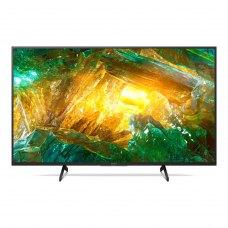 Телевiзор 43 LED 4K Sony KD43XH8096BR Smart, Android, Black