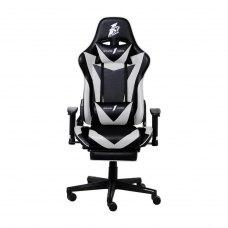 Крісло для геймерів 1stPlayer FK3 Black-White