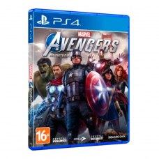 Гра для PS4 Мстители Marvel [Blu-Ray диск]