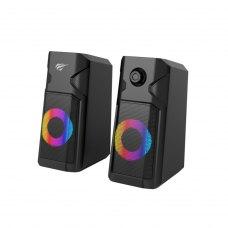 Акустична система 2.0 HAVIT HV-SK204 black USB (26154)