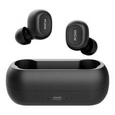 Навушники QCY T1C TWS Bluetooth Earphone, Black