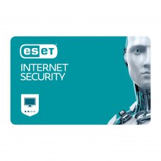 Антивірус ESET Internet Security, 2 ПК, 1 рік (EIS-K12202)