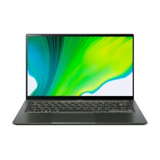 Ноутбук Acer Swift 5 SF514-55TA 14FHD IPS Touch/Intel i5-1135G7/16/512F/int/W10/Green/Antibacterial