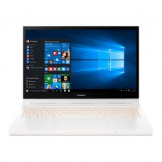 Ноутбук Acer ConceptD 3 Ezel 14FHD IPS Touch/Intel i5-10300H/16/512F/NVD1650-4/W10P/White