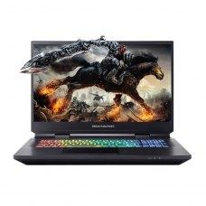 Ноутбук Dream Machines RX2080S-17 17.3UHD IPS 60Hz/Intel i7-10700K/16/1024F/NVD2080-8/DOS