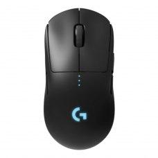 Мишка бездротова ігрова, Logitech G Pro Black (910-005272)