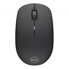 Мишка бездротова, Dell WM126 Wireless Optical Black (570-AAMH)